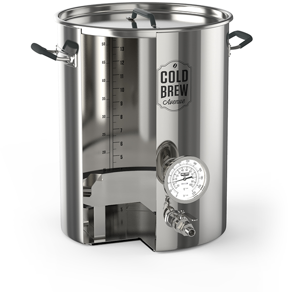 Cold Brew Avenue Stainless Steel Cold Brew Coffee Systems