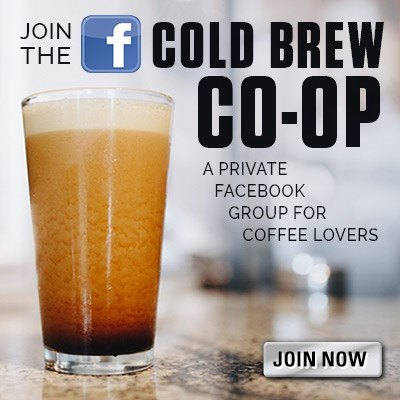 Cold Brew Co-op | Exclusive Facebook Group