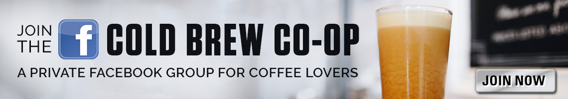 Join the Cold Brew Co-Op | Our private Facebook Group
