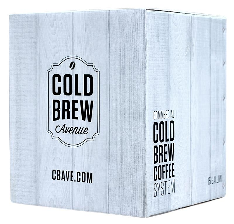 batch brew coffee machine