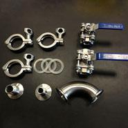 Chronical Fermenter Parts