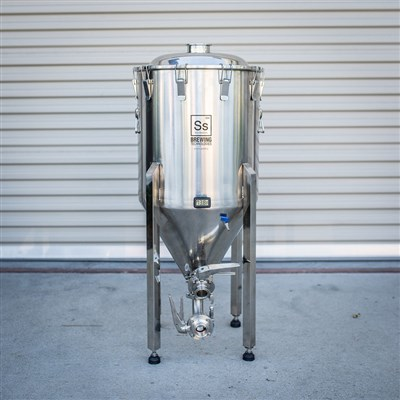 Ss Brewtech Chronical Brew Master Edition Half BBL