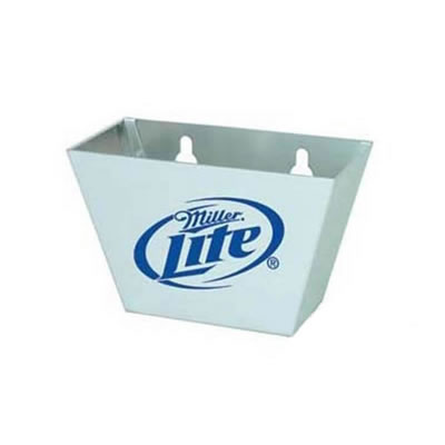 Miller Lite Bottle Cap Catcher