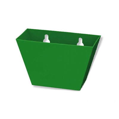Green Bottle Cap Catcher - Plastic