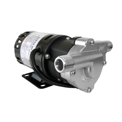 Chugger Pump w/ High Temperature Stainless Steel Head (X-Dry Series)