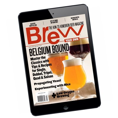 Brew Your Own Magazine - 1 Year Discounted DIGITAL Subscription