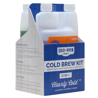 1-2 Cold Brew Cleaning & Sanitizing Kit