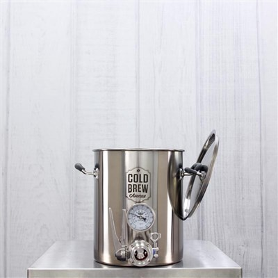 Deluxe Cold Brew Coffee Maker (5.5 Gallon / 50 micron)
