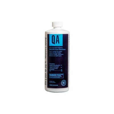 QA Concentrated Solution by National Chemicals (32oz.)