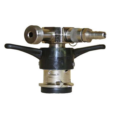"American ""D"" Keg Tap (Coupler - Sanke) - Twist On"