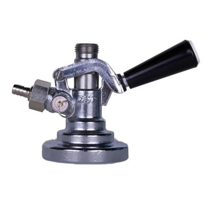"European ""G"" Keg Tap (Coupler)"