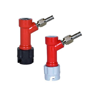 Pin Lock Disconnect Set - Threaded with Barbed Swivel Nuts