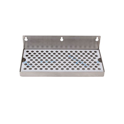 "10""x4.5"" Wall Mounted Drip Tray"