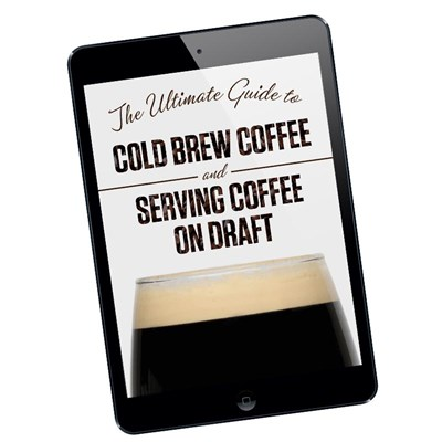 The Ultimate Guide to Cold Brew Coffee and Serving on Draft (Ebook)