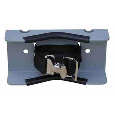 CO2 / Nitrogen 1 Tank Wall Bracket (Single Cylinder)