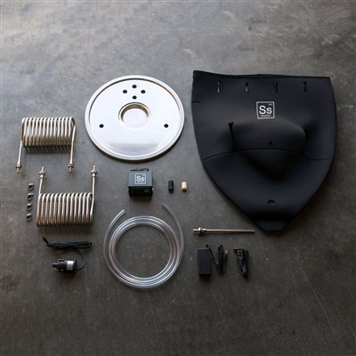 FTSs Temperature Control for Half Barrel Chronical Fermenter
