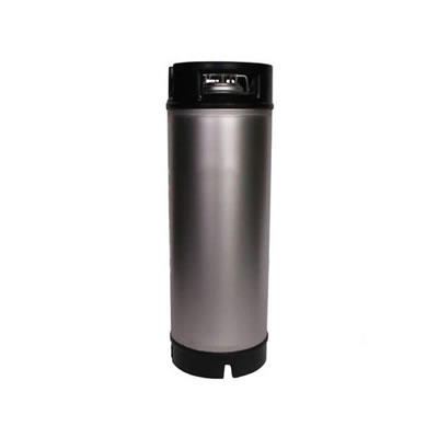 5 Gallon Ball Lock Keg (New AEB Italian Keg) Rubber Top