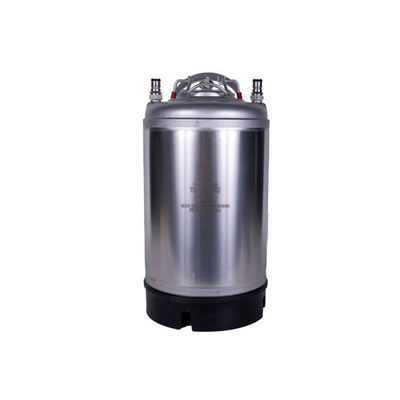 3 Gallon Ball Lock Keg (New AEB Italian Keg)