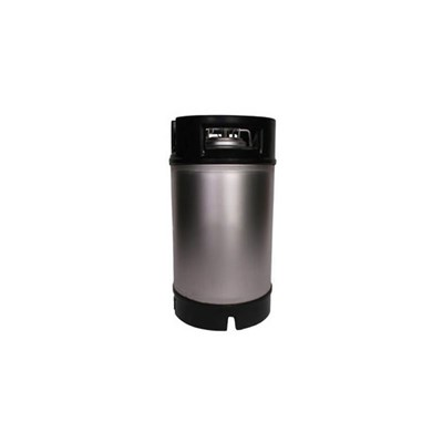 3 Gallon Ball Lock Keg (New AEB Italian Keg) Rubber Top