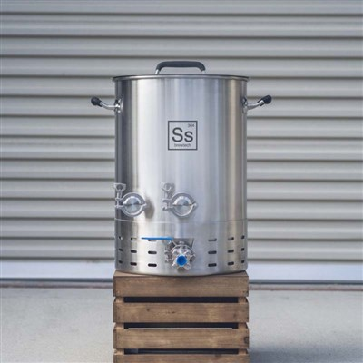 Ss Brew Kettle Brewmaster Edition (10 Gallon)