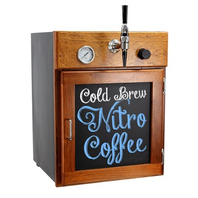 All-In-One Countertop Nitro Coffee Fridge