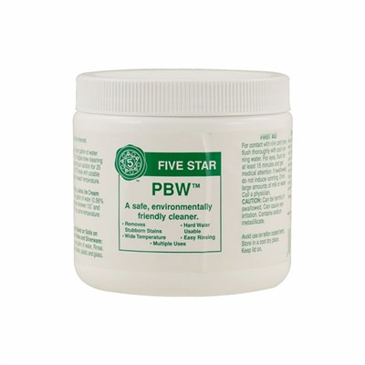 Powdered Brewery Wash (PBW) - Cleaner