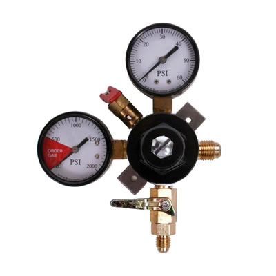 Chudnow Secondary Regulator - High Pressure - 1 Body