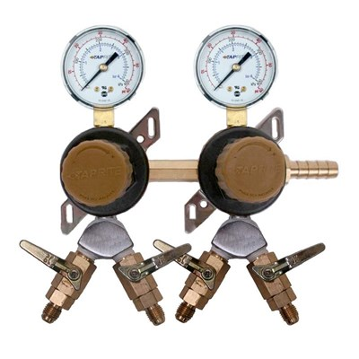 Taprite Secondary Regulator - Low Pressure - 2 Body With WYE's