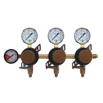 Taprite Secondary Regulator - High Pressure - 3 Body