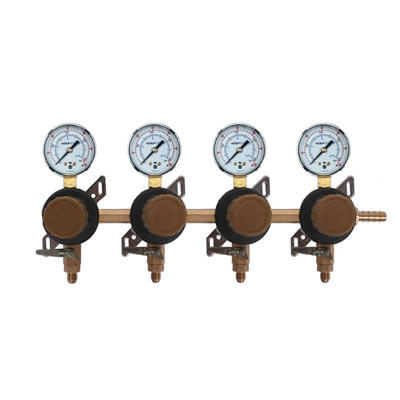 Taprite Secondary Regulator - Low Pressure - 4 Body