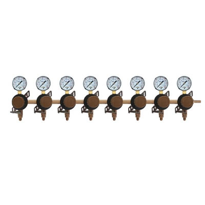 Taprite Secondary Regulator - Low Pressure - 8 Body
