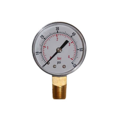 Regulator Gauge - 0-60 PSI