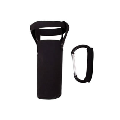 CO2 Cylinder Holster & Carabiner for 20oz Tank
