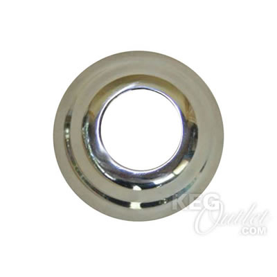 Shank Flange - Stainless Steel