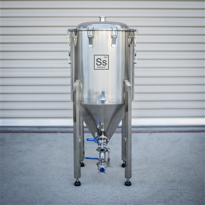 Ss Brewtech 1/2 Barrel Chronical - Stainless Conical Fermenter