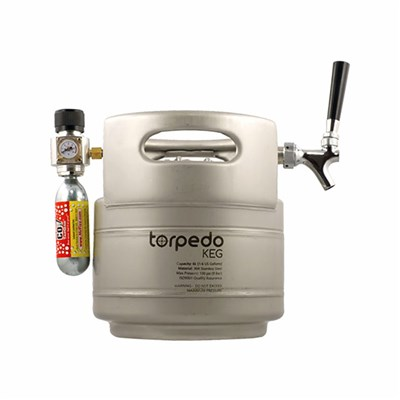 Torpedo Keg Party Bomb