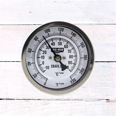 Thermometer for Cold Brew Coffee Maker