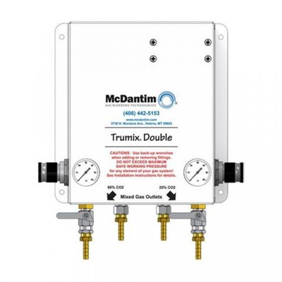 McDantim Trumix® Double Gas Blender (60/40 & 25/75)