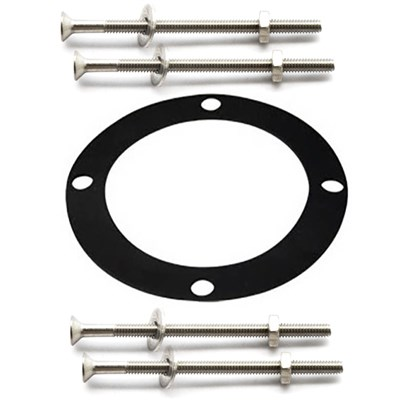 Long Kegerator Tower Screw Kit with Tower Gasket