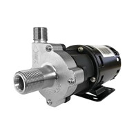 Chugger Pump w/ Center Inlet Stainless Steel Head (X-Dry Series) / Chugger Pump w/ Center Inlet Stainless Steel Head