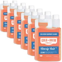 Save in Bulk / Clearly Cold™ Cold Brew Equipment Cleaner (Case of 6) /