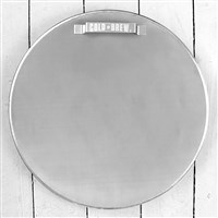 Cold Brew Coffee System Filter Plate (50 Gallon) /