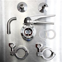 Pro Valve Tri-Clamp Upgrade Kit for Cold Brew System /