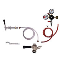 Kegerator Conversion Kit - 1 Tap /