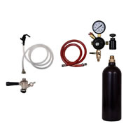 Party Keg Kit - 1 Faucet - 20oz CO2 Cylinder  /
