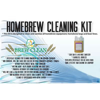 Homebrew Cleaning & Sanitizing Kit /