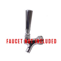 Silver Tap Handle (Chrome)