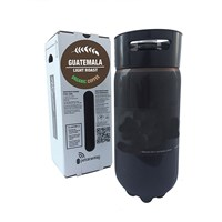Nitro Coffee Keg / Organic Guatemala Light Roast / 5.16 Gallon Full Keg /