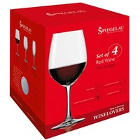 SPIEGELAU Red Wine Glasses (Set of 4) /