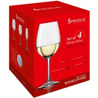 SPIEGELAU White Wine Glasses (Set of 4) /